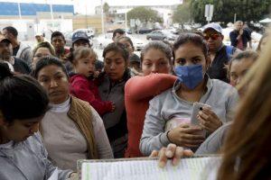 EE.UU. listo para enviar a México primer grupo de solicitantes de asilo