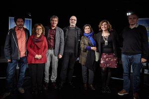 Los escritores latinoamericanos llenan el inicio de 'El rastro de Gabo en Barcelona'