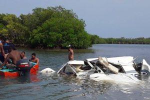 Mueren cuatro turistas estadounidenses al desplomarse avioneta tras despegar en Honduras